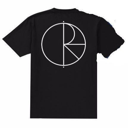 Polar Stroke Logo T-Shirt (Black)