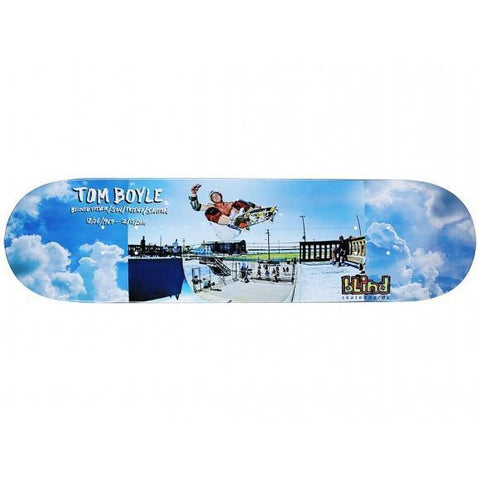 Blind Tom Boyle Memorial Deck