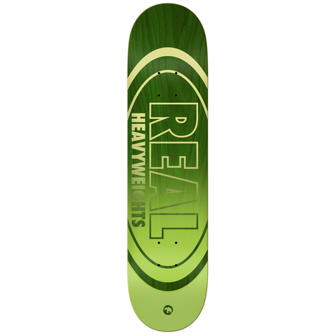 Real Heavyweight Deck Dark Green (8.25)