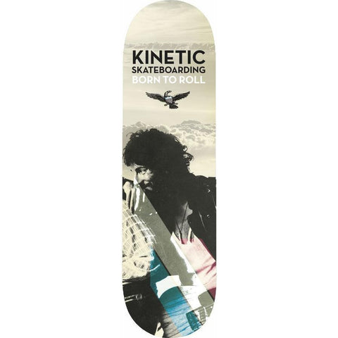 Kinetic Born To Roll Deck (8.0)