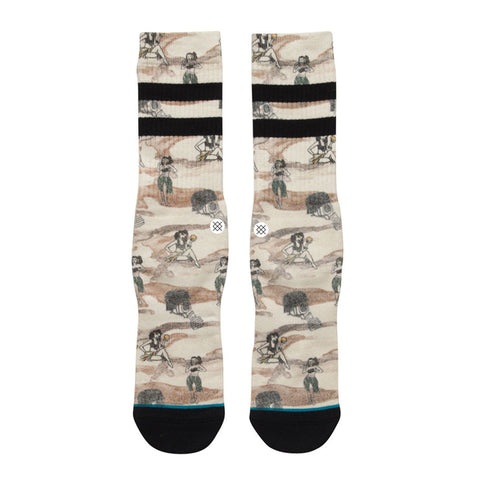 Stance Hickman (Off White)