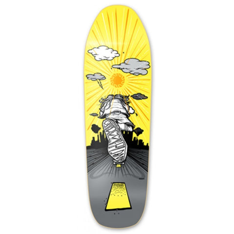 Street Plant City Pusher Deck (9.5)