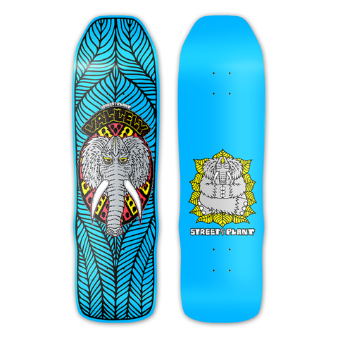 Street Plant Tusker Deck (9.0)