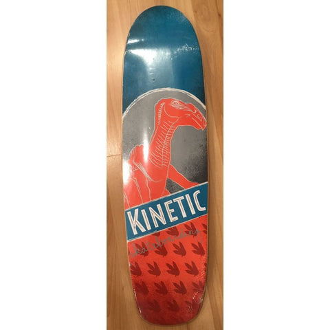 Kinetic Hadrosaurus Cruiser Deck 7.5