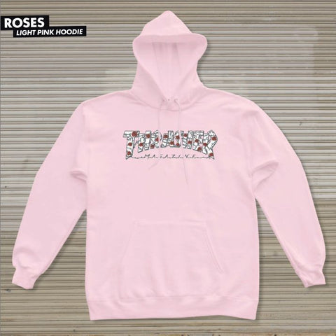 Thrasher Roses Hood (Light Pink)