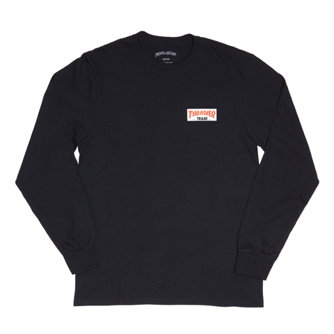Fucking Awesome X Thrasher Trash Me L/S T-Shirt Black