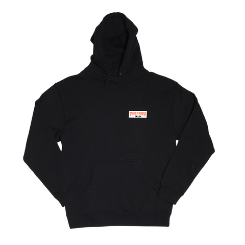 Fucking Awesome X Thrasher Trash Me Hood Black