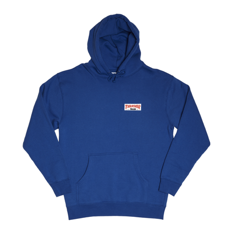 Fucking Awesome X Thrasher Trash Me Hood Blue