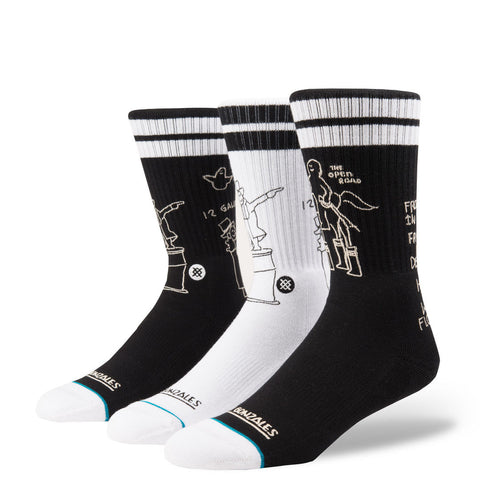 Stance Shell Sock (Black)