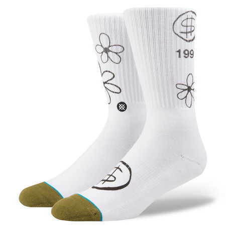 Stance Days Sock (White)