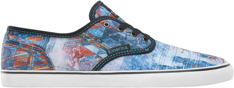 Emerica Wino Cruiser x Explosions In The Sky (White/Print)