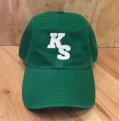 Kinetic KS Dad Hat (Green)