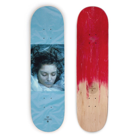 Habitat x Twin Peaks Wrapped In Plastic Large Deck 8.5