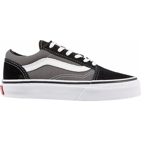 Vans Kids Old Skool (Black/Pewter)
