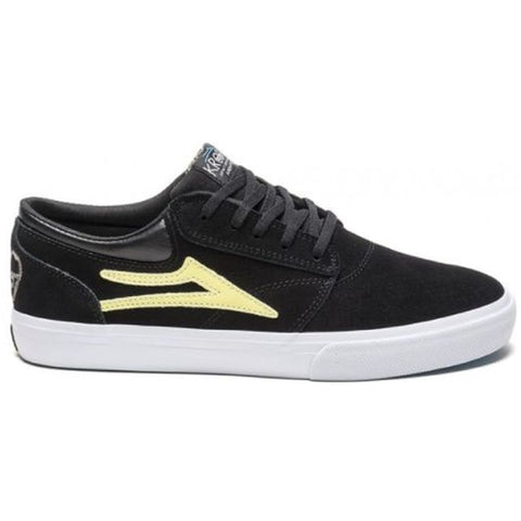 Lakai x Krooked Griffin (Black/Yellow)