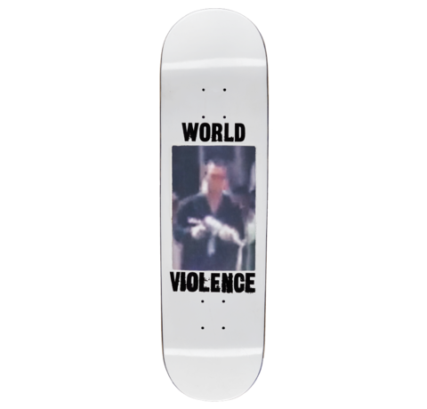 Fucking Awesome World Violence Deck (8.5)