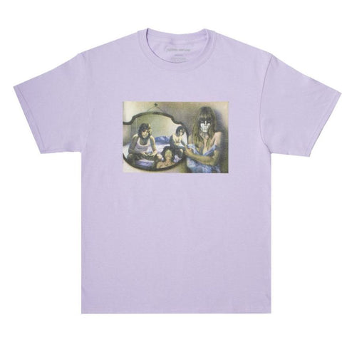 Fucking Awesome Mirror Tee (Lavender)