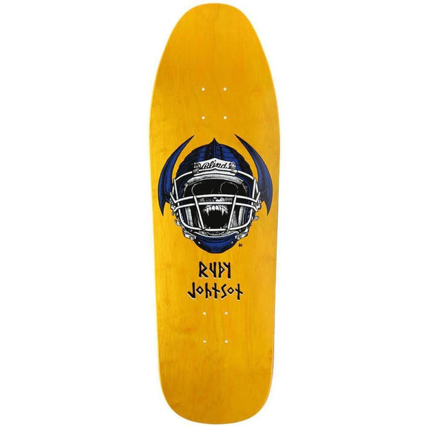Blind Johnson Jock Skull Silk Screened Deck 9.875""