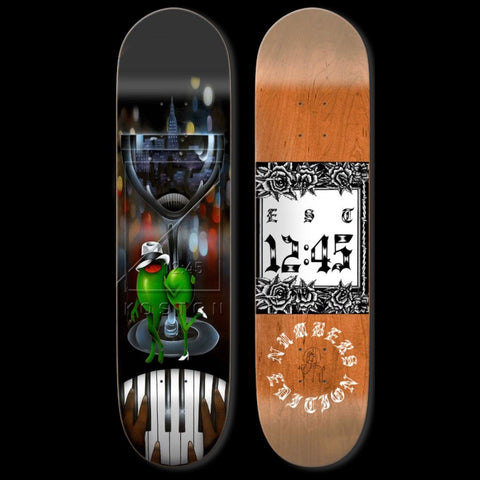 Numbers Koston Edition 3 Deck (8.25)