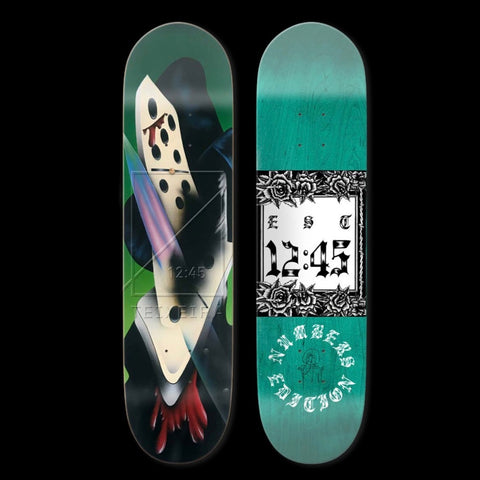 Numbers Teixeira Edition 3 Deck (8.0)
