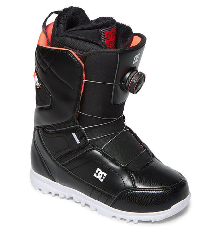 DC Search Boa Snowboard Boot (Blk)