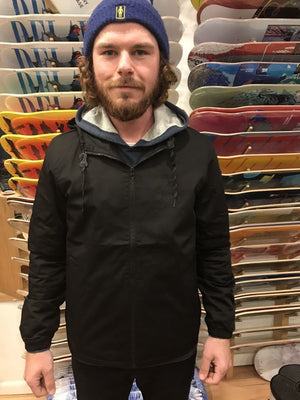 Element x Kinetic Alder Jacket (Black)