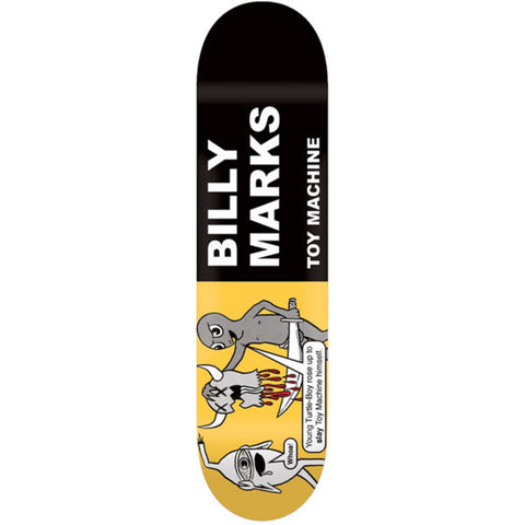 Toy Machine Marks Tracts Deck (7.75)
