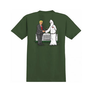 Real Thiebaud Wrench Justice T-Shirt (Green)