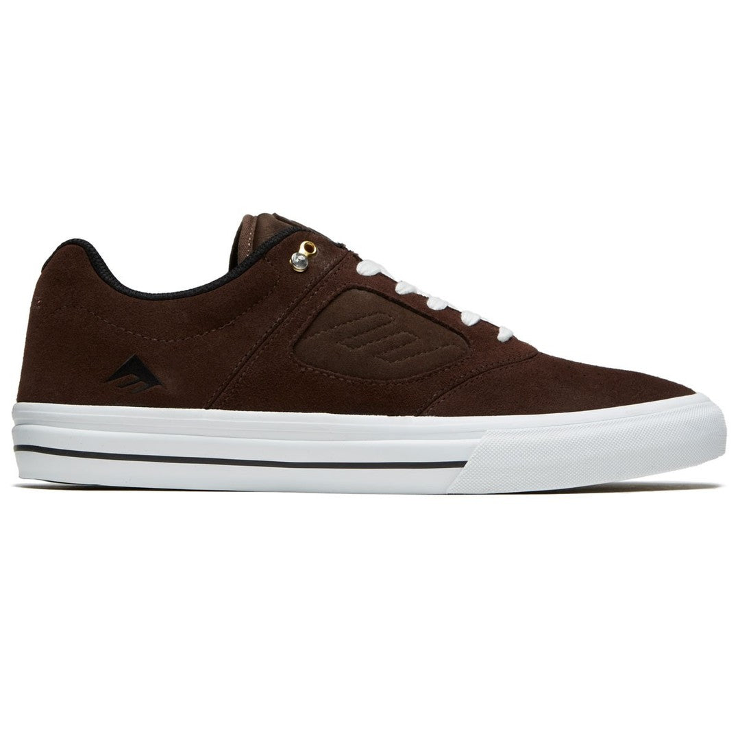 Emerica Reynolds 3 G6 Vulc (Brown/White)