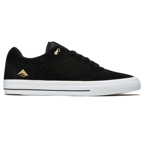 Emerica Reynolds 3 G6 Vulc (Black/White/Gold)