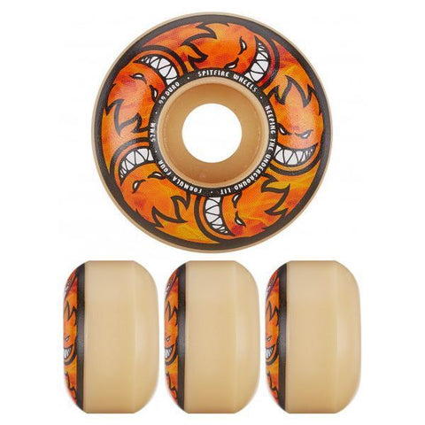 Spitfire F4 99D Hellfire Multiballs Wheels 54MM