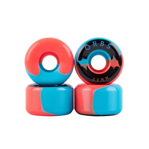 Welcome Orbs Specters 52mm Blue/Coral