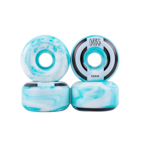 Welcome Orbs Apparitions 54mm Blue/White