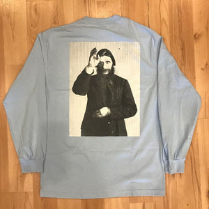 Theories Rasputin Longsleeve Tee (Light Blue)
