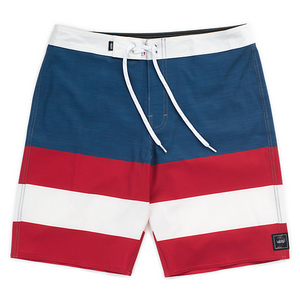 Vans Era Boardshort (Dress Blues/Chili Pepper)