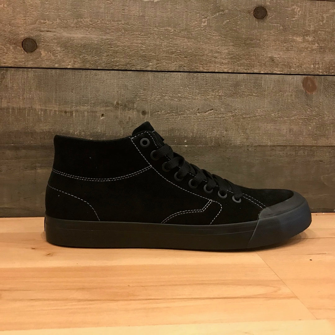 DC Evan Smith Hi Zero (Black/Black)