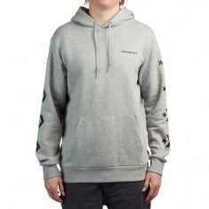 Cons Star Chevron Hoodie (Vintage Heather Grey)