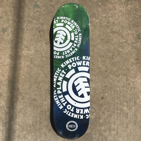 Element x Kinetic Earth Day Deck (7.75)