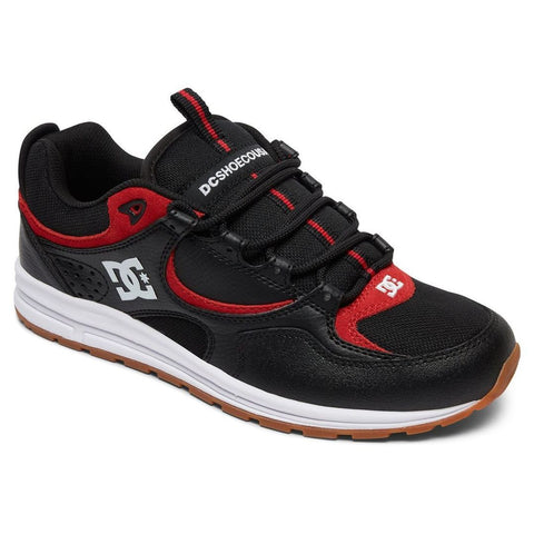 DC Kalis Lite Black/Athletic Red
