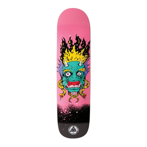 Welcome OLD NICK on BUYNIP Deck (Pink)  8.0
