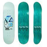 Polar Insta Skull Deck Light Blue (8.5)