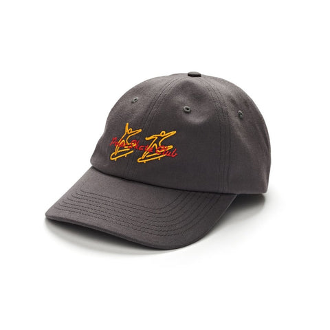 Polar Skate Club Cap (Graphite)