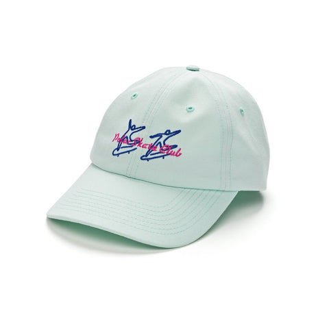 Polar Skate Club Cap (Mint)