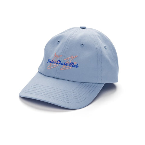 Polar Skate Club Cap (Blue)