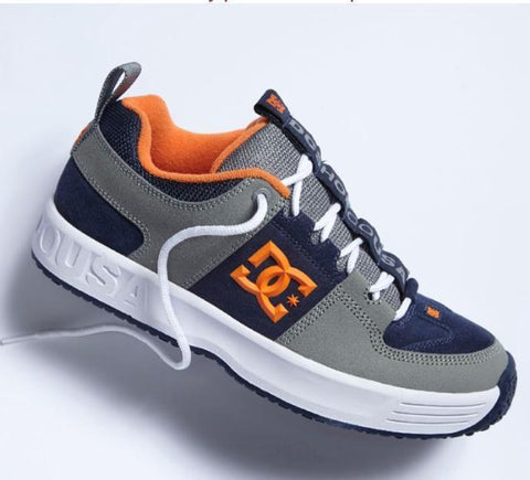 DC Lynx OG (Grey/Orange)