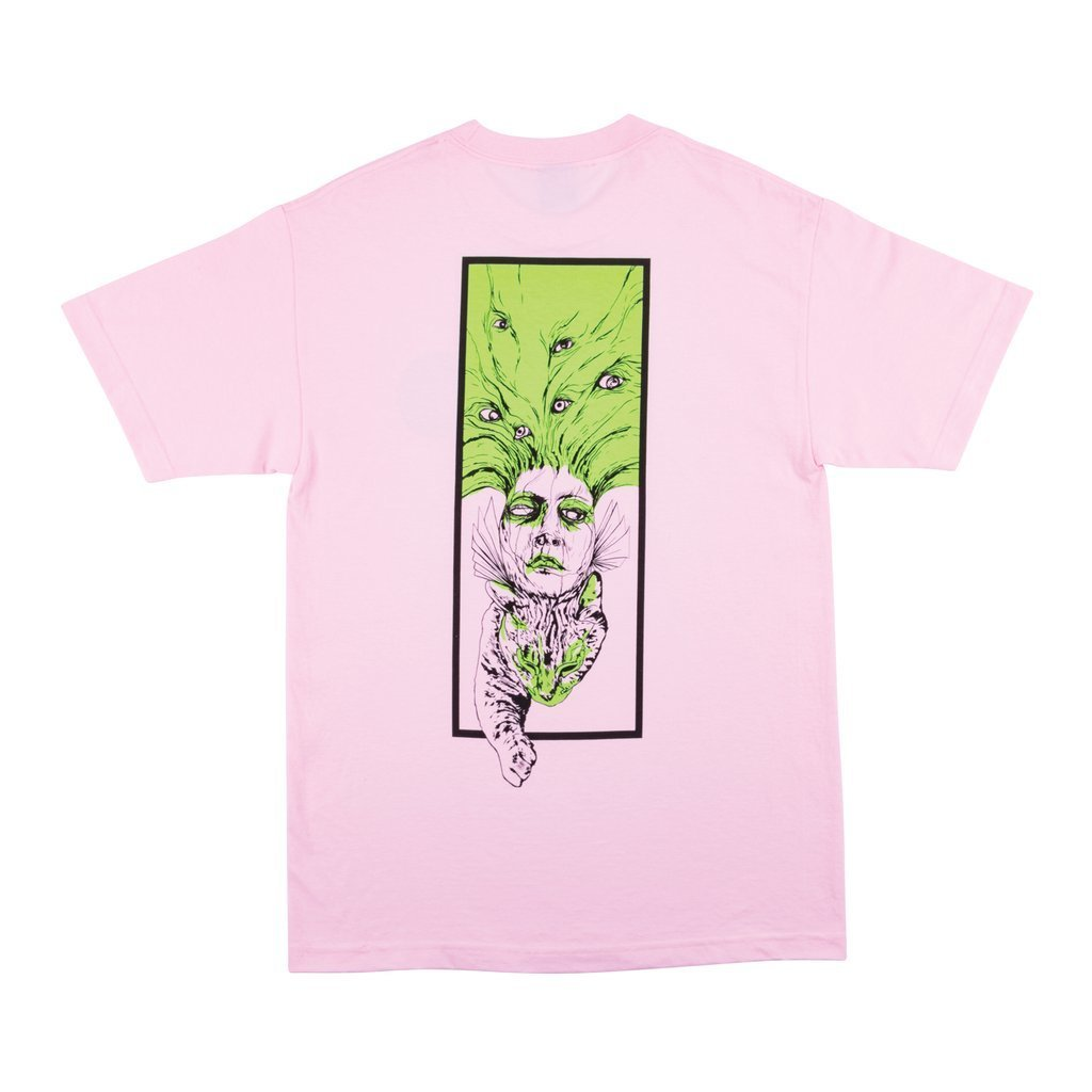 Welcome Stoker Tee (Pink)