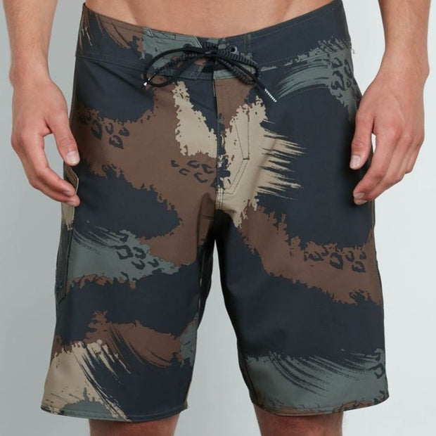 Volcom Lido Solid Mod Short 20 (Military)