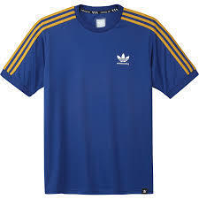 Adidas Clima Club Jersey Collegiate Royal