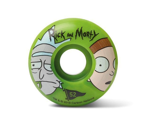 Primitive x Rick and Morty Swirl Wheels (52MM)