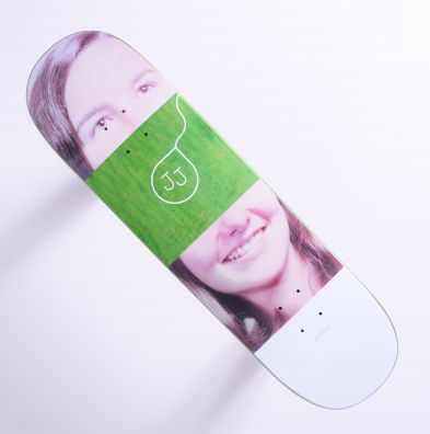 Quasi x Mother Catharine Johnson Deck (8.5)
